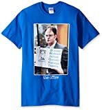 "Dwight: The name says it all! The unforgettable Dwight Schrute appears on this officially licensed ""The Office"" t-shirt displaying an acronym illustrating his value to Dunder Mifflin. Apparently, D.W.I.G.H.T. stands for Determined, Worker, Intense, G..."