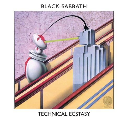Black Sabbath: Technical Ecstasy (Remastered) (Audio CD)