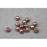 24PCS/LOT 4Farben 3,3mm nice-designed Schlitz Tungsten Perlen Fliegenbinden Perlen Materialien