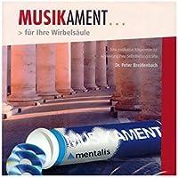 Entspannungsmusik Musikament - Wirbelsäule preisvergleich bei billige-tabletten.eu