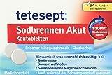 tetesept Sodbrennen akut Kautabletten, 5er Pack (5 x 20 Stück)