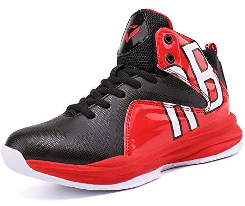 598c69df9943f Elaphurus Jungen Basketballschuhe Sportschuhe Mädchen Turnschuhe Kinder Sneaker  Outdoor Laufschuhe
