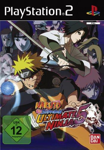 Preisvergleich Produktbild Naruto Shippuden - Ultimate Ninja 5 [Software Pyramide] - [PlayStation 2]