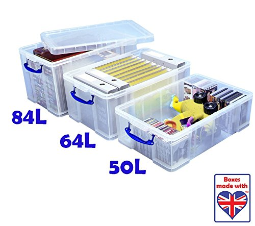 Really Useful Box 84 Litre General Storage - Clear  sc 1 st  ElectTheBest Product Rating u0026 Price Comparison & Packaging Archives - Elect The Best Elect The Best