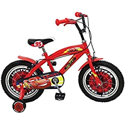 Stamp c893027se-Bicicleta 16Pulgadas-Cars