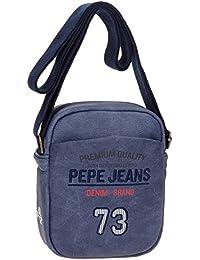 Pepe Jeans Jack Bolso Bandolera, 20 cm, 2.34 litros