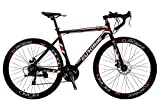 Pedaloop XC-760-Aluminium Road Bike Shimano 21 Speed