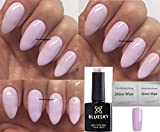 Blue Sky Carefree Rose pâle Lilas NEUF d'été 2018 Couleur Vernis à ongles gel UV LED Soak Off 10 ml Plus 2 Homebeautyforyou Brillance Lingettes