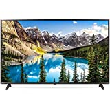 LG 123 cm (49 inches) 4K Ultra HD Smart LED TV 49UJ632T (2017 Model)