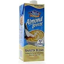 Blue Diamond   Almond Breeze - Barista Blend   1 x 1l