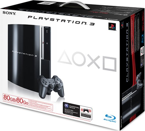 Playstation 3 fat 110GB ps1.ps2.ps3 spiele fähig CHECHC (Ps2 Fat Konsole)