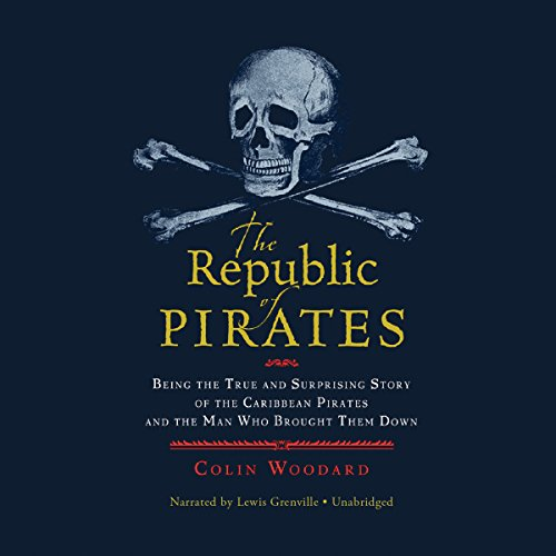 The Republic of Pirates  Audiolibri