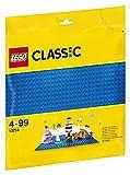 #9: Lego 10714 Classic Blue Baseplate