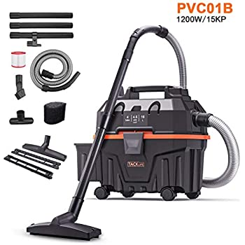 Syntrox Germany Industrial Vacuum Cleaner Wet And Dry
