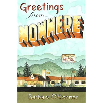 Greetings From Nowhere (Frances Foster Books) (English Edition)