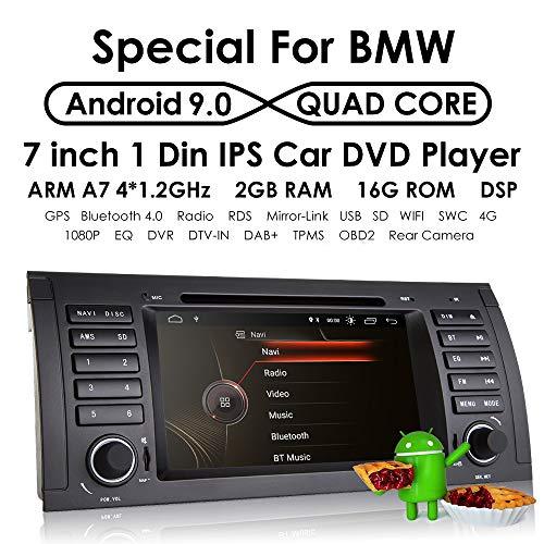 Android 9.0 7 Zoll Autoradio DVD-Player für
