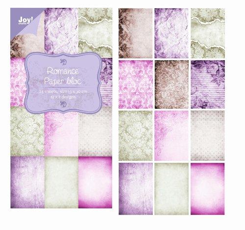 Joy!Crafts Paper bloc Dekopapier-Set