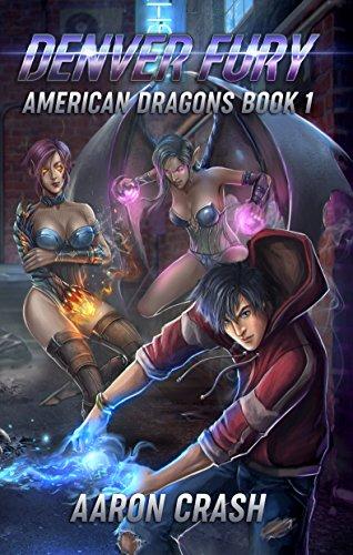 Denver Fury (American Dragons Book 1) (English Edition) eBook ...
