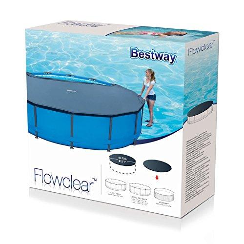 Bestway BW58037 12 feet Steel Frame Swimming Pool Cover