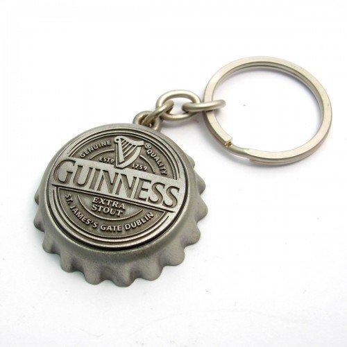 Guinness Cap Schlüsselanhänger / Flaschenöffner