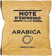 Note d'Espresso Arabica Coffee Paper Pods 7g x 150 Pods