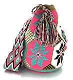COLOMBIAN STYLE Bolsos Colombianos Artesanales de diseño unico, mochila Wayuu tanto para mujer como...