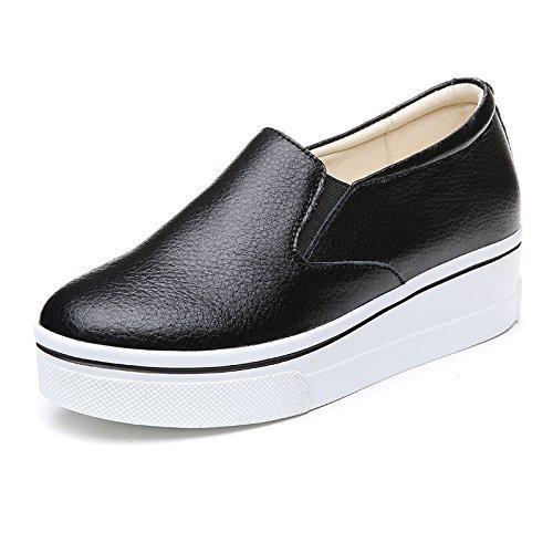 Semelles épaisses chaussures de plate-forme d'épaisseur version coréenne de l'augmentation de la ligne de chaussures
