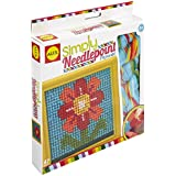 ALEX Toys - Craft Simply Needlepoint - Flower Blossom 395FN