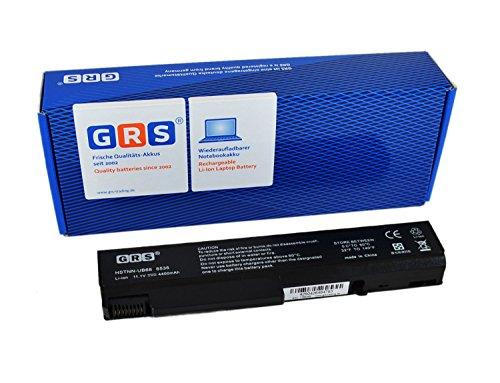 GRS Batterie KU531AA pour HP Compaq 6730b 6530b 6735b 6930p ProBook 6540B EliteBook 8440P remplacé: HSTNN-IB69 HSTNN-CB69 HSTNN-IB68 HSTNN-UB68 HSTNN-C68C HSTNN-C67C-5 H 10.8V