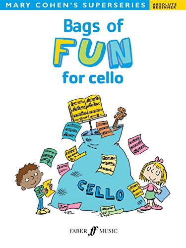 Bags Of Fun For Cello por Mary Cohen