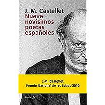 Nueve novísimos poetas españoles: Nueva edición (ATALAYA)