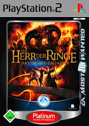 Electronic Arts GmbH Der Herr der Ringe: Das dritte Zeitalter [EA Most Wanted]