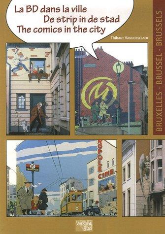La BD dans la ville : Edition français - anglais - allemand