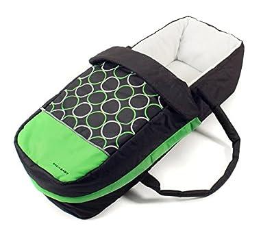 CHIC 4Baby 100A45cochecito Viva con bolsa y Sport Asiento, Orbit Green