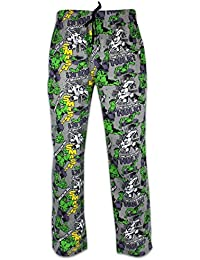 Mens Incredible Hulk Lounge Pants | Incredible Hulk PJ's | Small