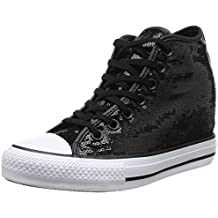 2converse all star con tacco interno