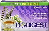 Fitosol Té Digest - 20 Filtros