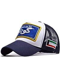 AdorabFitting-Cap Cappellini Baseball Berretto cap Cappelli Beretto Hat  Cappello Hip Hop per Uomo e Donna con… 8314597f48a8