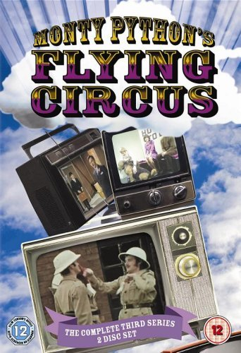 Monty Python's Flying Circus - Season 3 [2 DVDs] [UK Import] (Flying Circus)