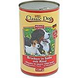 Classic Classic Dog Dose mit Rind 1240g