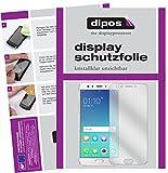 dipos I 2X Schutzfolie klar passend für Oppo F3 Plus Folie Bildschirmschutzfolie