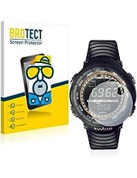 BROTECT Protector Pantalla Anti-Reflejos Compatible con Suunto Vector Xblack (2 Unidades) Pelicula Mate Anti-Huellas