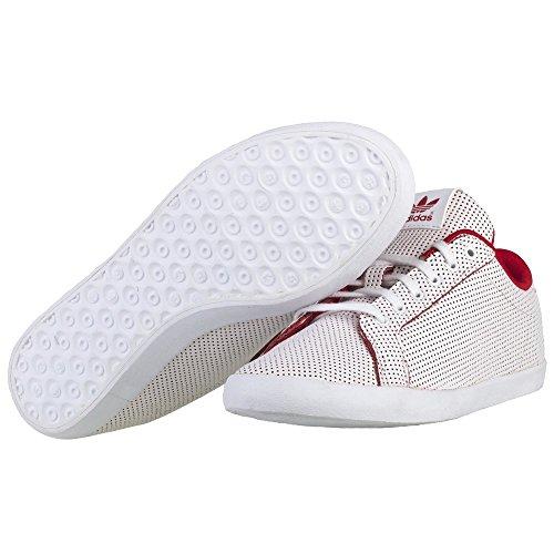 adidas Originals Miss Stan Turnschuhe der Frauen Weiß-Rot