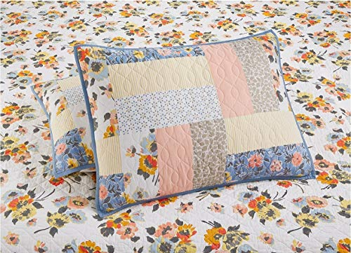 Unbekannt Martha Stewart Collection Fair Breeze Wendedecke, gesteppt, Standard -