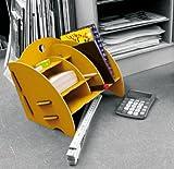 Artra Schreibtischablage, Mini Organizer dunkelgrau