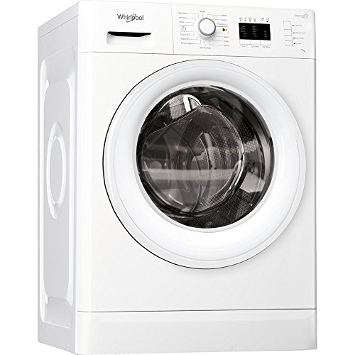 Whirlpool FWL71253WUK A+++ Rated Freestanding Washing Machine - White