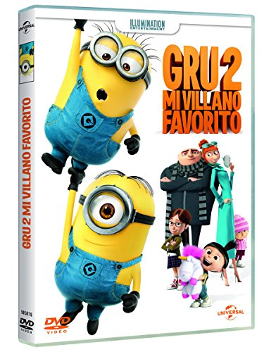 Gru 2: Mi Villano Favorito - Edición 2017 [DVD]