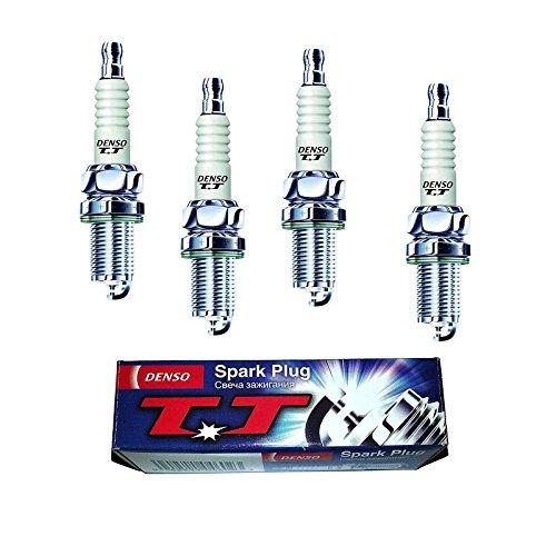 Denso k16tt candela di accensione candele Set 4pezzi k16tt il TT Serie–bd0K16tt010