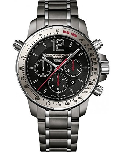 Raymond Weil Nabucco Men's 46mm Chronograph Automatic Date Watch 7850-TI-05207