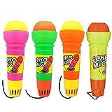 TOYMYTOY 4 stücke Echo Kinder Mikrofon